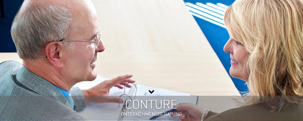 Webseite conture