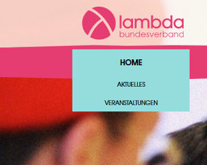 Lambda Bund: Website